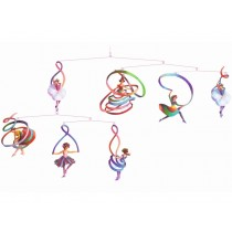 Djeco Paper Mobile DANCERS