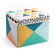 Djeco Toy Storage Box SEAT