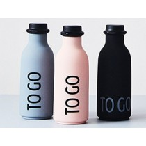 DESIGN LETTERS Water Bottle To Go