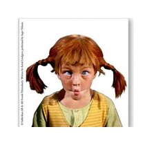 Pippi Longstocking Fridge Magnets