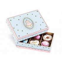 Djeco Box of 5 PRINCESS CAKES
