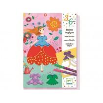 Djeco 3-6 Design Marie's Pretty Dresses