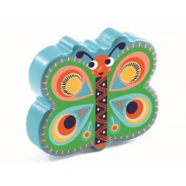 Djeco Animambo Butterfly Maracas