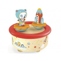 "Djeco Magnet Musical Box ""Space Melody"""