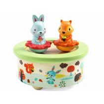 Djeco Magnet Musical Box Friends Melody