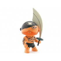 Djeco Arty Toys Pirate TATOO