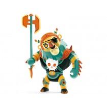 Djeco Arty Toys Knight MAXIMUS