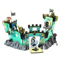 Djeco Arty Castle CASTEL ON ZE ROCK
