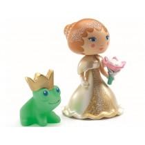 Djeco Arty Toys Princess BLANCA & FROG
