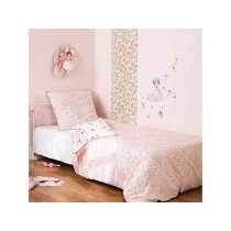Djeco reversible two-print bed linen Romantic