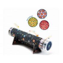 Djeco DIY Kaleidoscope SPACE TRAVEL