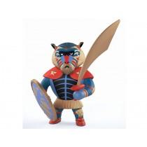 Djeco Arty Toys Knight BUSHI