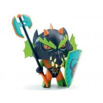 Djeco Arty Toys Knight DRACK