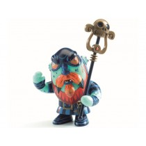 Djeco Arty Toys Pirate GNOMUS with CAGE