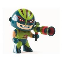 Djeco Arty Toys Superhero FURIOSO