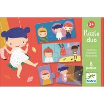 Djeco Puzzle Duo FEELINGS