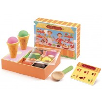 Ice cream parlour set by Djeco
