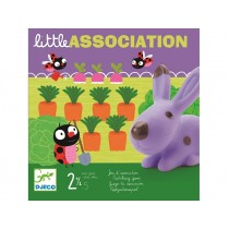 Djeco Toddler Game LITTLE ASSOCIATION