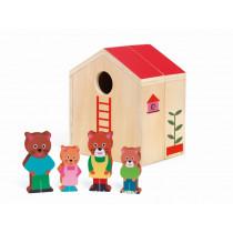Djeco educational game MINI HOUSE