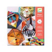Djeco Folding Art ANIMALFLEX