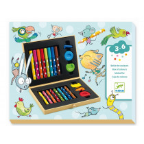 Djeco COLOR BOX FOR LITTLE ONES