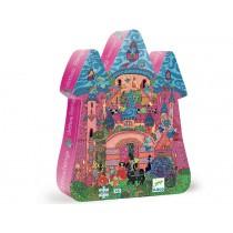 Djeco puzzle The fairy castle