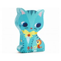 Djeco Puzzle Cat & Friends (24 pieces)
