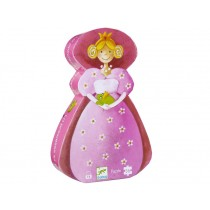 Djeco puzzle Princess and the frog