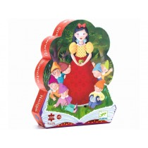 Djeco Puzzle Snow White (50 pcs)