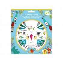 Djeco Face Sticker BIRD