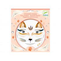 Djeco Face Sticker CAT