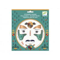 Djeco Face Sticker KNIGHT