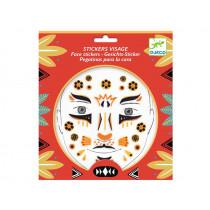 Djeco Face Sticker LEOPARD