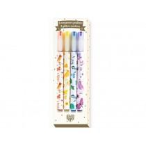 Djeco Glitter Markers TINOU