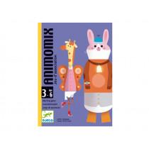Djeco Card Game ANIMOMIX