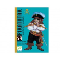 Djeco card game Piratatak