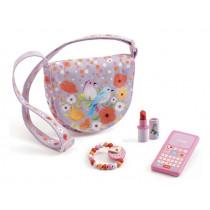 Djeco Children's bag with accessories BIRDIE