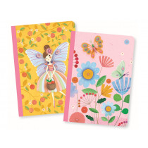 Djeco Little Notebooks ROSE