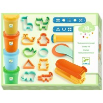 Djeco Dough Starter Set