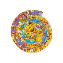 Djeco Observation Puzzle OUR HISTORY (350 pieces)
