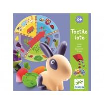 Djeco Tactilo Lotto FARM