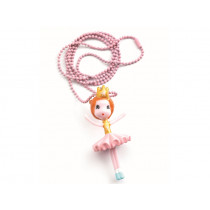 Djeco Lovely Charms Necklace BALLERINA