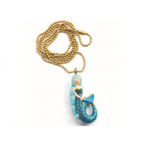 Djeco Lovely Charms Necklace MERMAID