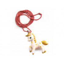 Djeco Lovely Charms Necklace PONY