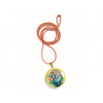 Djeco Lovely Surprise Necklace MERMAID