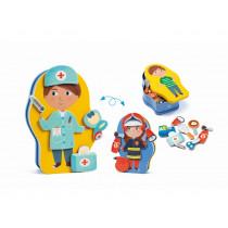 Djeco Inzebox Magnetic Game JOBISSIMO