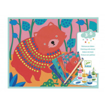 Djeco Painting Set PONIT FOR POINT