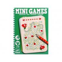 Djeco mini game Mazes of Ariane