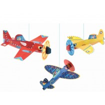 Djeco Paper Mobile AIR PLANES