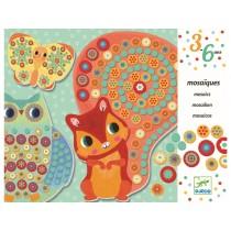 Djeco 3-6 Design Mosaics Milfiori